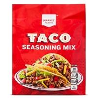 Taco Seasoning Mix 1.25 oz - Market Pantry Food Product Image