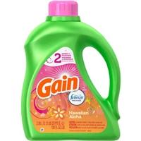 Gain With Febreze Freshness Hawaiian Aloha Detergent 48 Loads Food Product Image