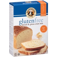 King Arthur Flour Gluten Free Bread & Pizza Crust Mix Food Product Image