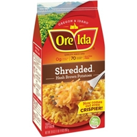 Ore-Ida Hash Brown Potatoes Shredded Food Product Image