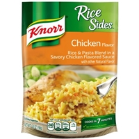 Knorr Rice & Pasta Blend in Sauce Chicken Food Product Image