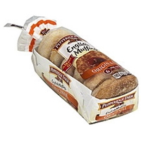 Pepperidge Farm Original Pre-Sliced English Muffins - 6 Ct Food Product Image