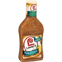 Lawry's Herb & Garlic with Lemon Juice Marinade Food Product Image