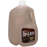 Flav-O-Rich Chocolate Drink Food Product Image