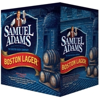 Samuel Adams Boston Lager - 12 CT Food Product Image