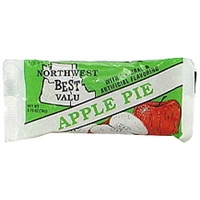 Northwest Best Valu Apple Pie Food Product Image