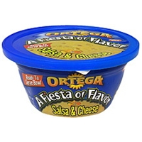 Ortega Salsa & Cheese Mild Food Product Image