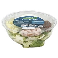 Signature Cafe Bowl Turkey And Bacon Cobb Salad Food Product Image