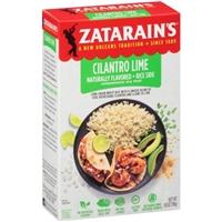 Zatarains Cilantro Lime Rice Food Product Image