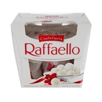 Confetteria Rafaello Almond Coconut Treat Food Product Image
