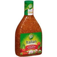 Wish-Bone Italian Salad Dressing 36 fl. oz. Bottle Food Product Image
