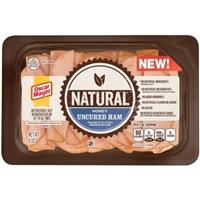 Oscar Mayer Naturals Honey Ham Food Product Image