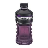 Powerade Ion4 Grape Food Product Image