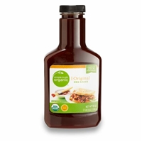 Simple Truth Organic Original BBQ Sauce Food Product Image