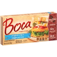Boca Original Chik'n Veggie Patties Food Product Image