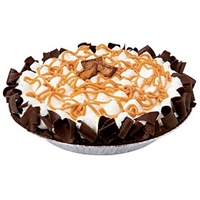 Wegmans Peanut Butter Cream Pie Peanut Butter Cream Pie, Large Food Product Image