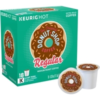 The Original Donut Shop Coffee Keurig K-Cup pods 18ct Food Product Image