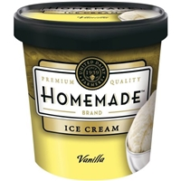 United Dairy Farmers Homemade Vanilla Ice Cream Product Image