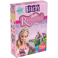 Brach's Fruit Snacks Barbie As Repunzel Food Product Image