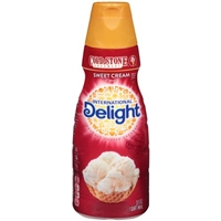 International Delight Gourmet Coffee Creamer Sweet Cream Food Product Image