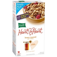 Kashi Cereal Oat, Honey Toasted, Family Pack Food Product Image