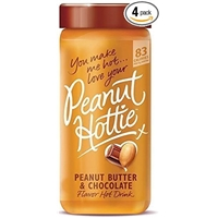 Peanut Hottie Peanut Hottie, Hot Drink, Peanut Butter & Chocolate Food Product Image