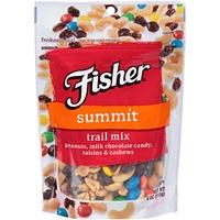Fisher Trail Mix Trail Mix Summit Food Product Image