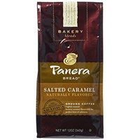 Panera Bread Panera Bread, Ground Coffee, Salted Caramel Food Product Image