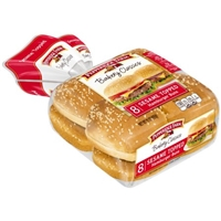 Pepperidge Farm Bakery Classics Sesame Topped Hamburger Buns - 8 CT Food Product Image