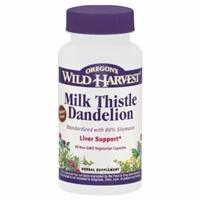 Oregon's Wild Harvest Liver Support Supplement Food Product Image