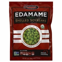 Seapoint Farms Edamame Organic Shelled Soybeans Food Product Image