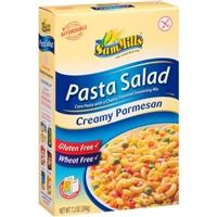 Sam Mills Pasta Salad Creamy Parmesan Food Product Image