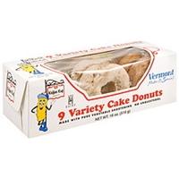 Koffee Kup Cake Donuts Variety Food Product Image