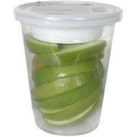 Wegmans Apple Slices With Caramel Dip Food Product Image
