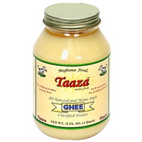 Taaza Clarified Butter Pure Ghee Food Product Image