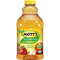 Mott's Original 100% Apple Juice Food Product Image