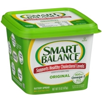 Smart Balance Dairy Free Butter Original Food Product Image