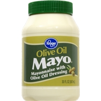 Kroger Olive Oil Mayo Food Product Image