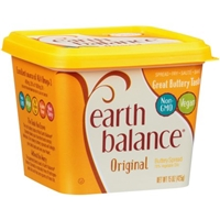 Earth Balance Original Natural Buttery Spread Food Product Image
