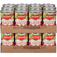 Del Monte Tomato Sauce California Food Product Image