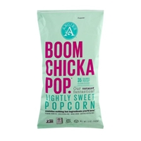 Angie's Boom Chicka Pop Lightly Sweet Popcorn Food Product Image