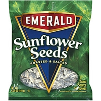 Emerald Roasted & Salted Sunflower Seeds Food Product Image