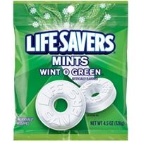 Life Savers Wint-O Green Mints, 4.5 oz Food Product Image