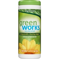 Clorox Green Works Compostable Cleaning Wet Wipes - 30 CT Food Product Image