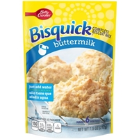 Bisquick Complete Biscuit Mix Buttermilk Food Product Image