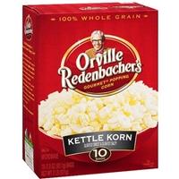 Orville Redenbacher S Popping Corn Gourmet Microwave Kettle Korn