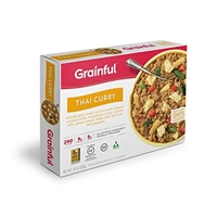 bfa807ba6978e Grainful Grainful, Steel Cut Meals, Steel Cut Oats For Dinner, Thai ...