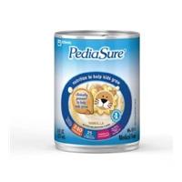 Abbott Abbott, Pediasure, Baby Medical Food, Vanilla Food Product Image