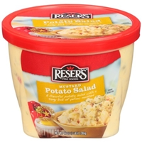 Reser's Mustard Potato Salad Food Product Image