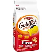 Pepperidge Farm Goldfish Baked Pizza Snack Crackers Food Product Image